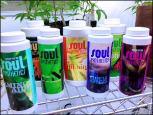 Soul Nutrients for growing cannabis hydroponically