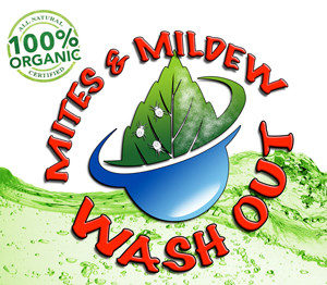 Mites and Mildew Washout