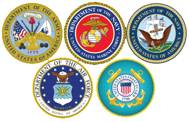 We offer discounts to all active duty and military veterans